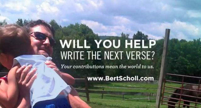 Help Bert Write The Next Verse!