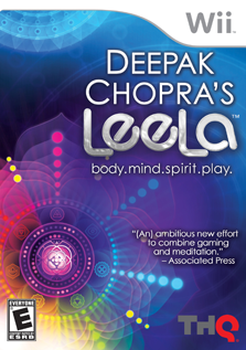 Deepak Chopra's Leela – Journey Through Mind & Body Through Play Review, Creativity Contest, & Giveaway!