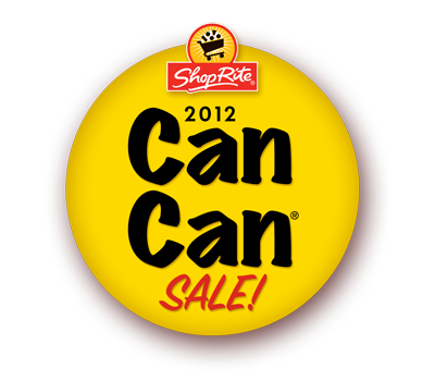 ShopRite Can Can Sale & Cans For Fans Facebook Program!