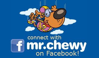 Mr Chewy Facebook page