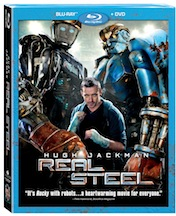 REAL STEEL Review & Giveaway!