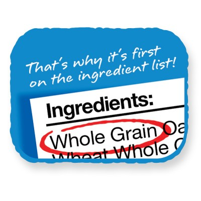 whole grain list