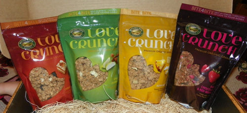 Nature's Path Organic Foods Love Crunch Granolas Review & Giveaway!
