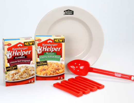 Hamburger Helper Prize Pack