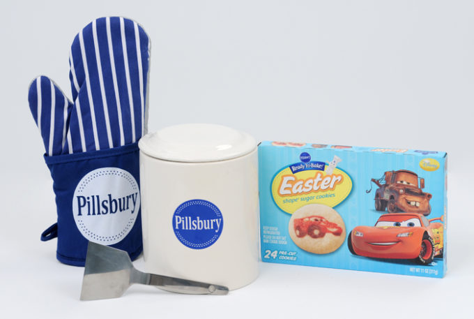 Pillsbury Ready to Bake Easter Disney Shaped Cookies, Coupon & Prize Pack Giveaway!