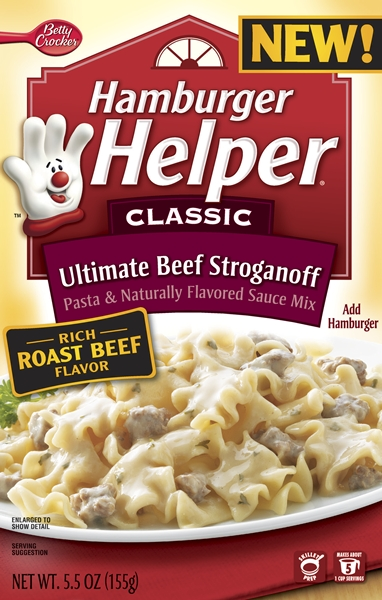 Ultimate Beef Stroganoff