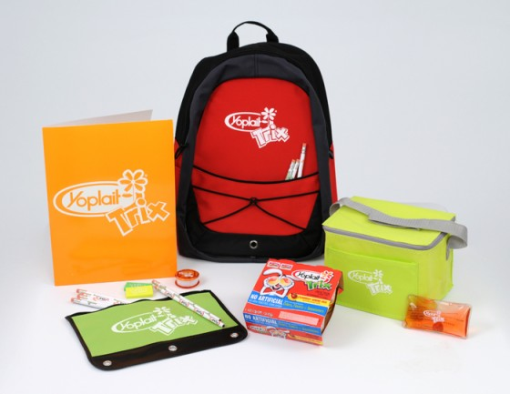 Yoplait Trix Prize Pack