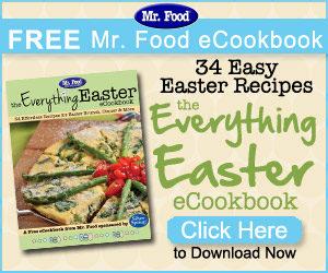 FREE Easter eCookbook – 34 Effortless Recipes!