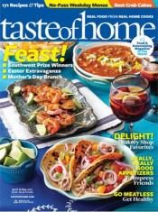 $7 TWO Year Taste of Home Subscription!