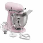 KitchenAid Artisan 5qt Mixer Giveaway!