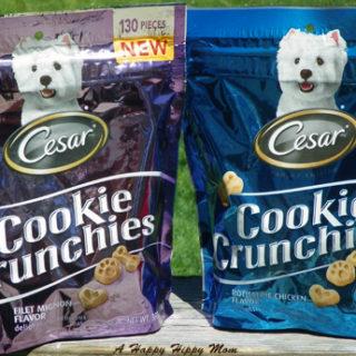 Cesar Cookie Crunchies