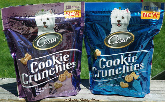 New Cesar Cookie Crunchies – Dogs Will Be BEGGING For More!