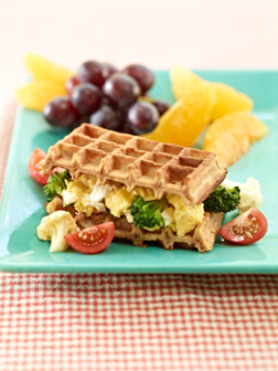 Scrambled-Waffle-wich