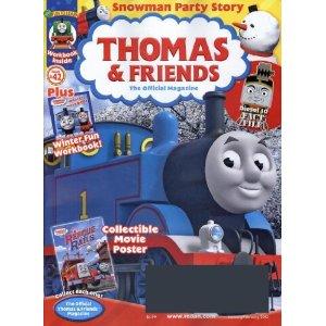 Thomas & Friends Mag