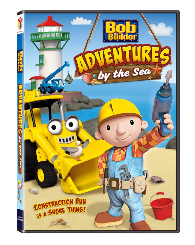 Bob the Builder: Adventures by the Sea DVD Review & Giveaway!