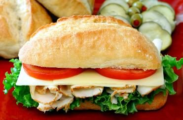 $11.45 for 2 sandwiches and 2 drinks at Jive Turkey (value $22.90)