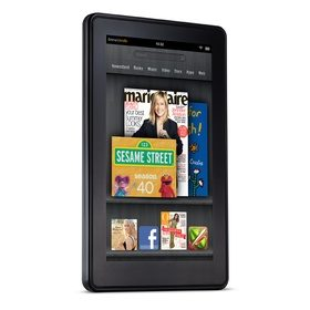 Amazon Kindle Fire Giveaway ( $199 Value)!