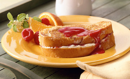 UnitedHealthcare Mother's Day Recipes -Stuffed French Toast!