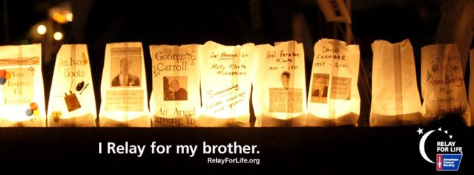 Personal Story About Cancer & Relay For Life Sponsored Video!