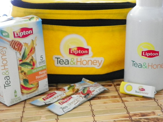 tea & honey pack