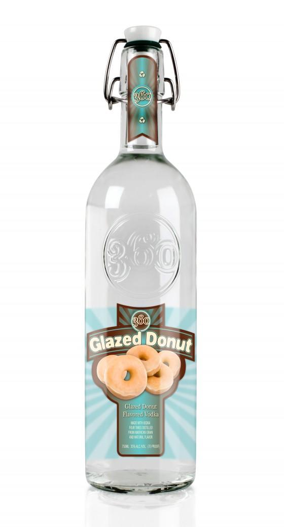 360 Glazed Donut