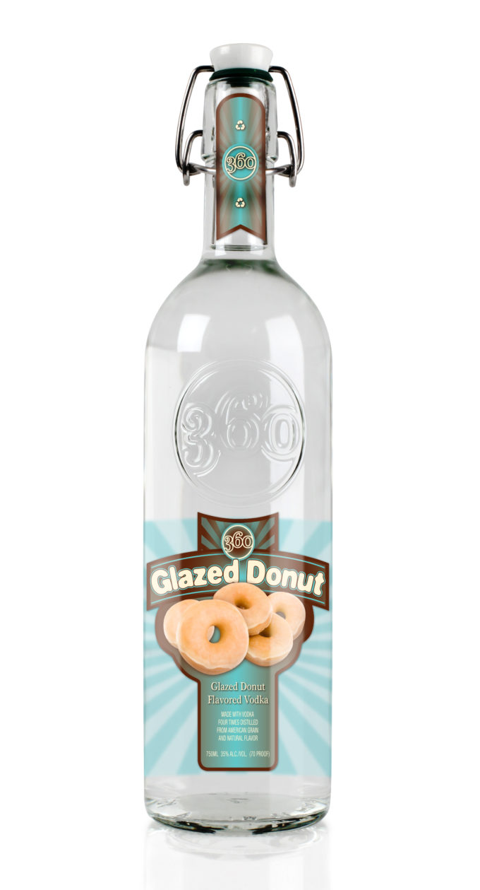 NEW 360 Eco-Friendly Glazed Donut – Delicious Taste Of Our favorite O-shaped Treat & Cocktail Recipes!