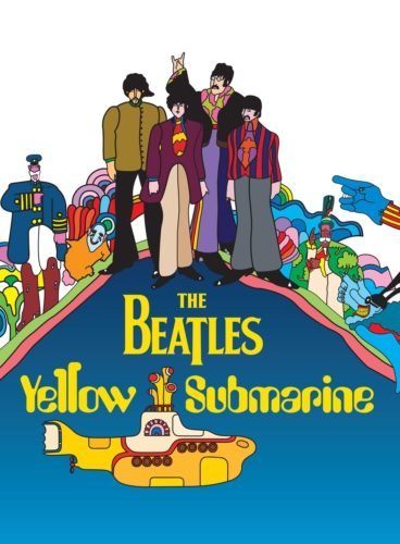 The Beatles' Restored Yellow Submarine Feature Film & FREE Picture Book -Exclusively On iTunes!