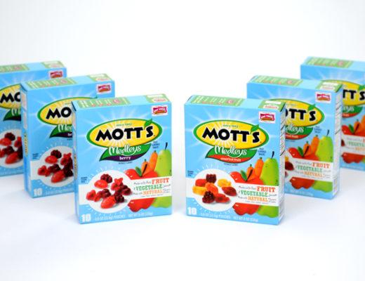 Mott's Fruit Snacks gift pack