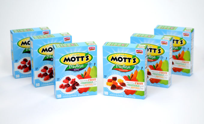 Mott's Medleys Fruit Flavored Snacks Review, Coupon, & Prize Pack Giveaway! 4 Winners!