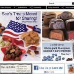 See's Candies Website