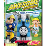AWESOME ADVENTURES 2: RACES, CHASES & FUN DVD Review & Giveaway!