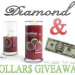 Upcoming Diamond and Dollars Giveaway & Blog Signup!