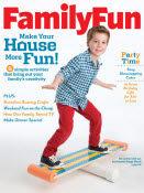 FREE 20 issues of FamilyFun Magazine!