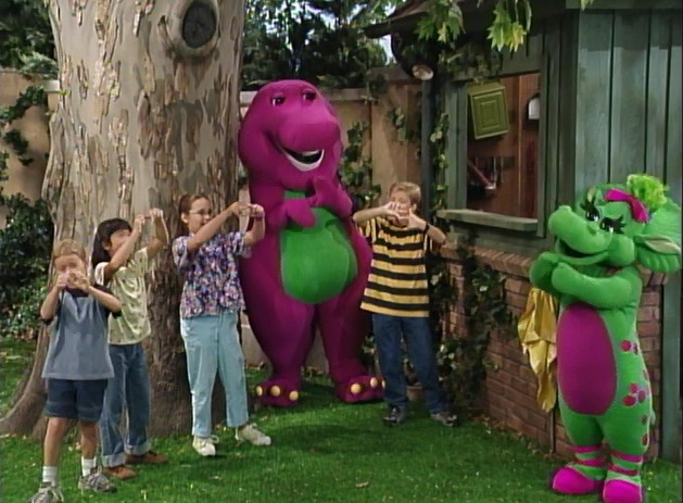 "Barney ""A Little Big Day"""
