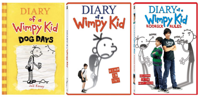 Diary Of A Wimpy Kid: Dog Days Coming August 3 & EXCLUSIVE GIVEAWAY!