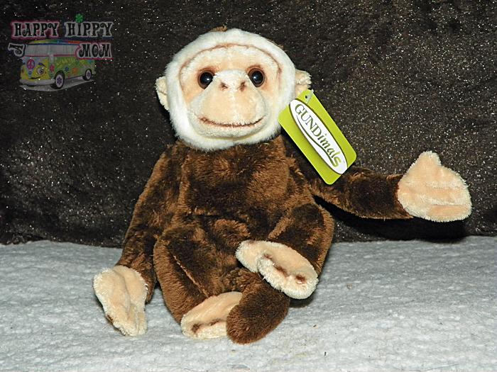 GUNDimals Monkey