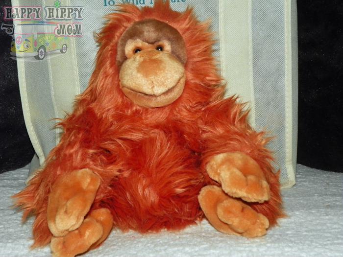GUNDimals orangutan