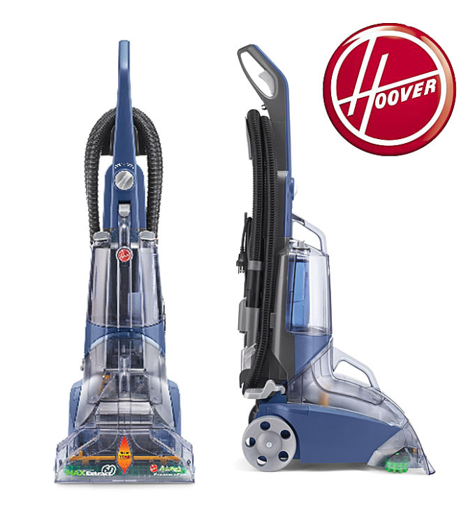 Hoover Max Extract 60 Pressure Pro Carpet Deep Cleaner Review