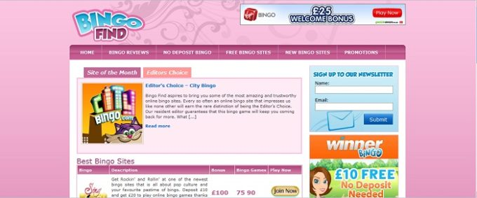 Online Bingo Provides Extra Cash for Stay-at-Home Moms