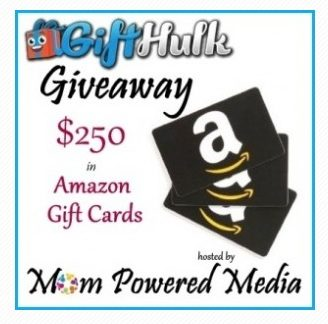 Bloggers Wanted – $250 Amazon GiftHulk GC Event!