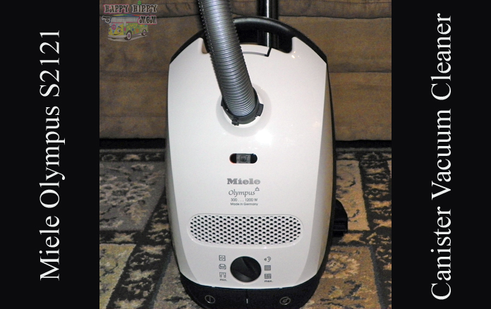 Miele Olympus S2121 Canister Vacuum