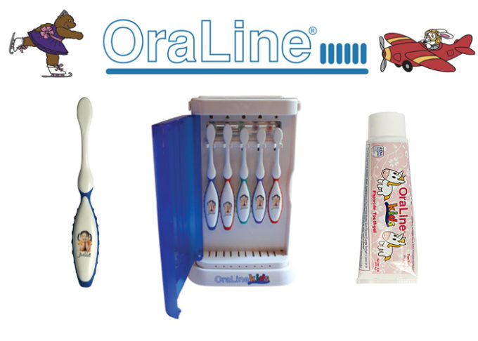 OraLine Kit Test Drive – A New Way To Fight Germs!