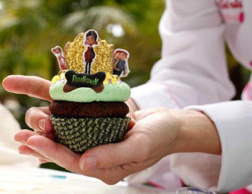ParaNorman Cupcake 11
