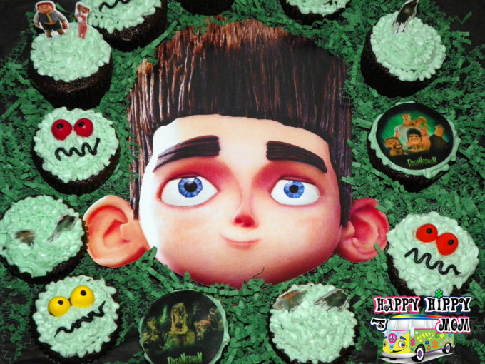 PARANORMAN Cookie Cutter and Cupcake Kits Giveaway! 10 WINNERS!
