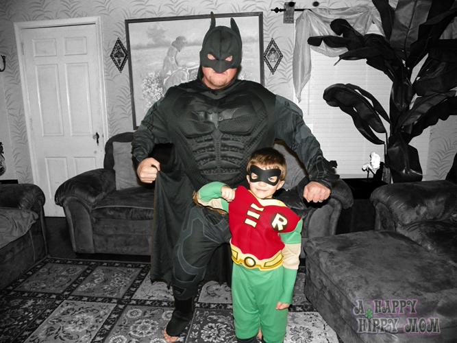 Batman & Robin Power Shot