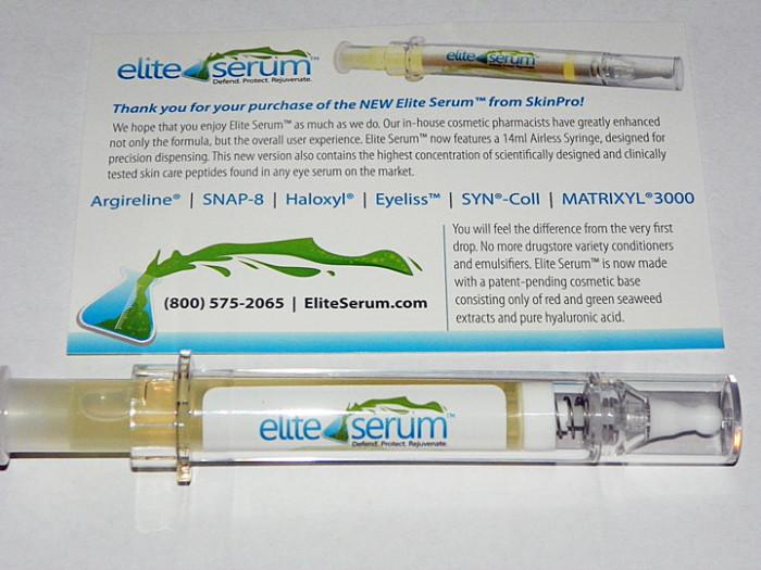 Elite Serum Full Unit