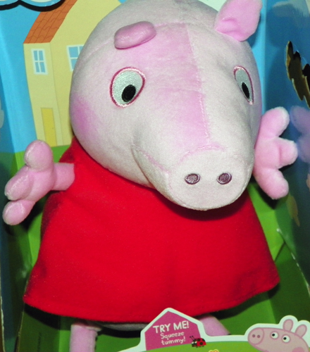 Hug 'n Oink Peppa