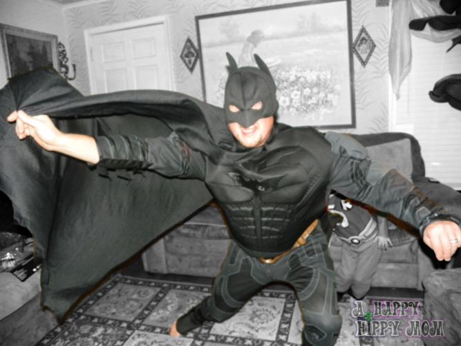 Spooky Batman
