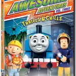 Awesome Adventures: Thrills & Chills DVD Review & Giveaway!