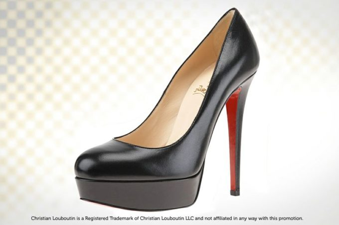 Christian Louboutin Shoes Giveaway! 4 Pairs -$845 Value EACH!